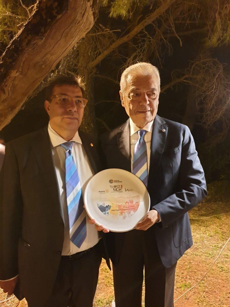 Rotary Club Enna - Thinkmed Contest 2019